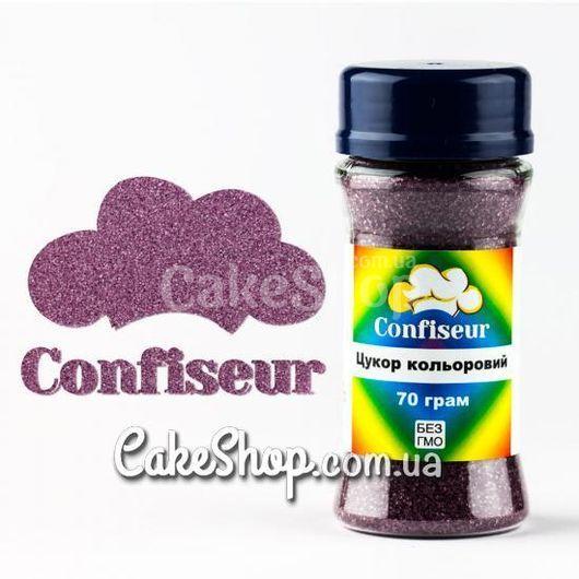 Сахар цветной лаванда
