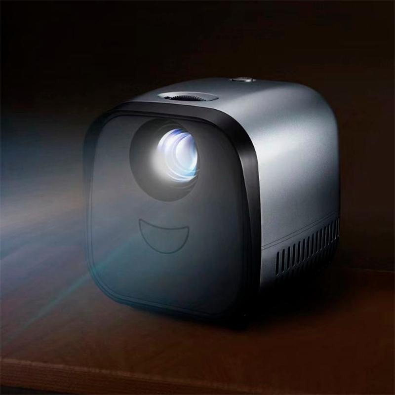 Проектор AUN L1 gray. HVGA