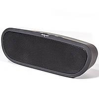 Беспроводная стерео колонка ZEALOT S9 Black Bluetooth мини спикер динамик USB AUX micro SD card для музыки