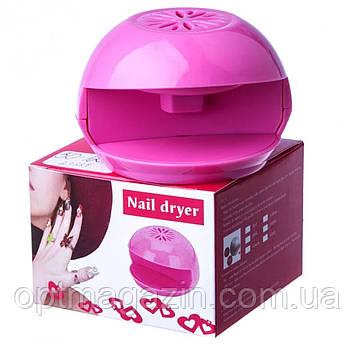 Компактна Сушка для Нігтів Nail Dryer, фото 2