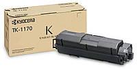 Картридж Kyocera TK-1170 1T02S50NL0 Black 6450652, КОД: 1864332