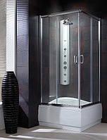 Душевая кабина Radaway Premium Plus С 900 30451-01-08N коричневое