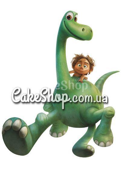 Сахарная картинка Хороший динозавр 1