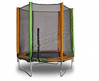 Батут KIDIGO™ 183 см. с защитной сеткой, фото 1