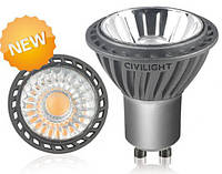 LED лампа MR16 (GU10) 6.5W(300Lm) WP01T7 HALED Civilight (Сивилайт)