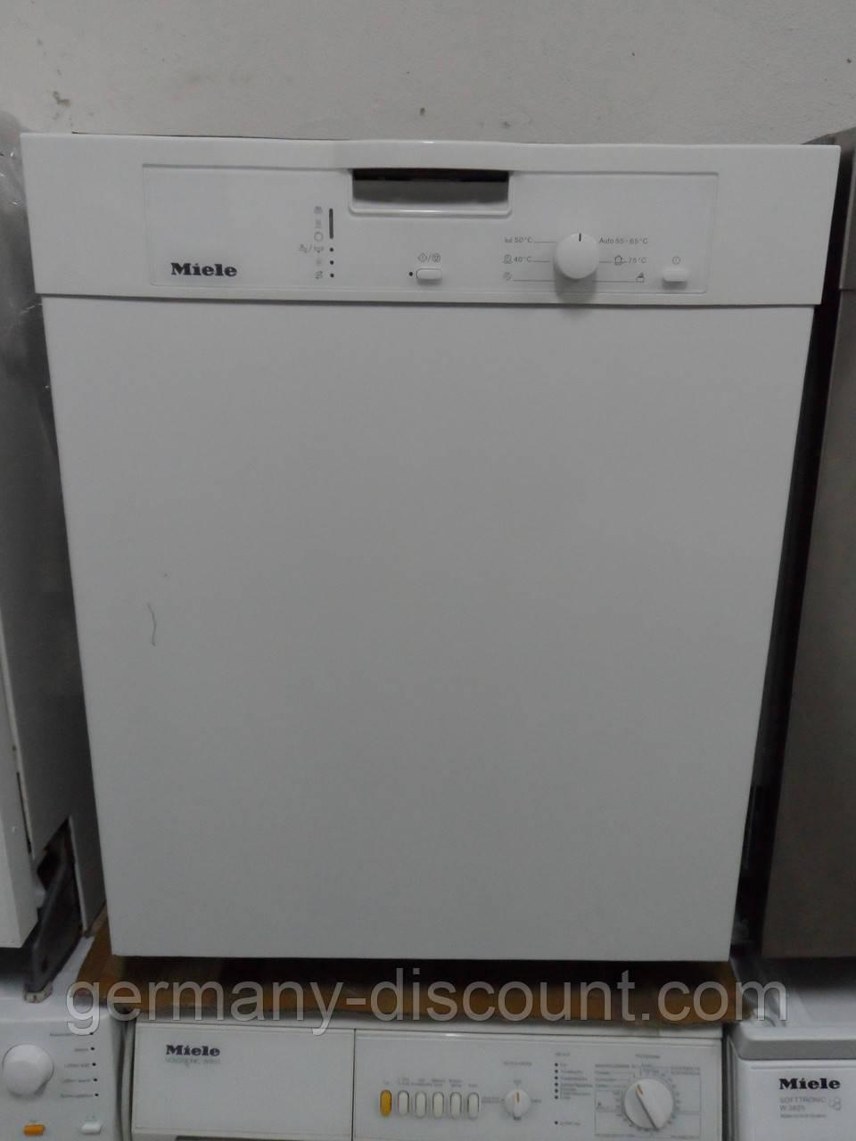 Посудомоечная машина Miele G 1021 U