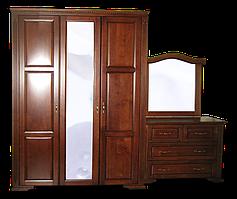 Шкаф из массива Флоренция.