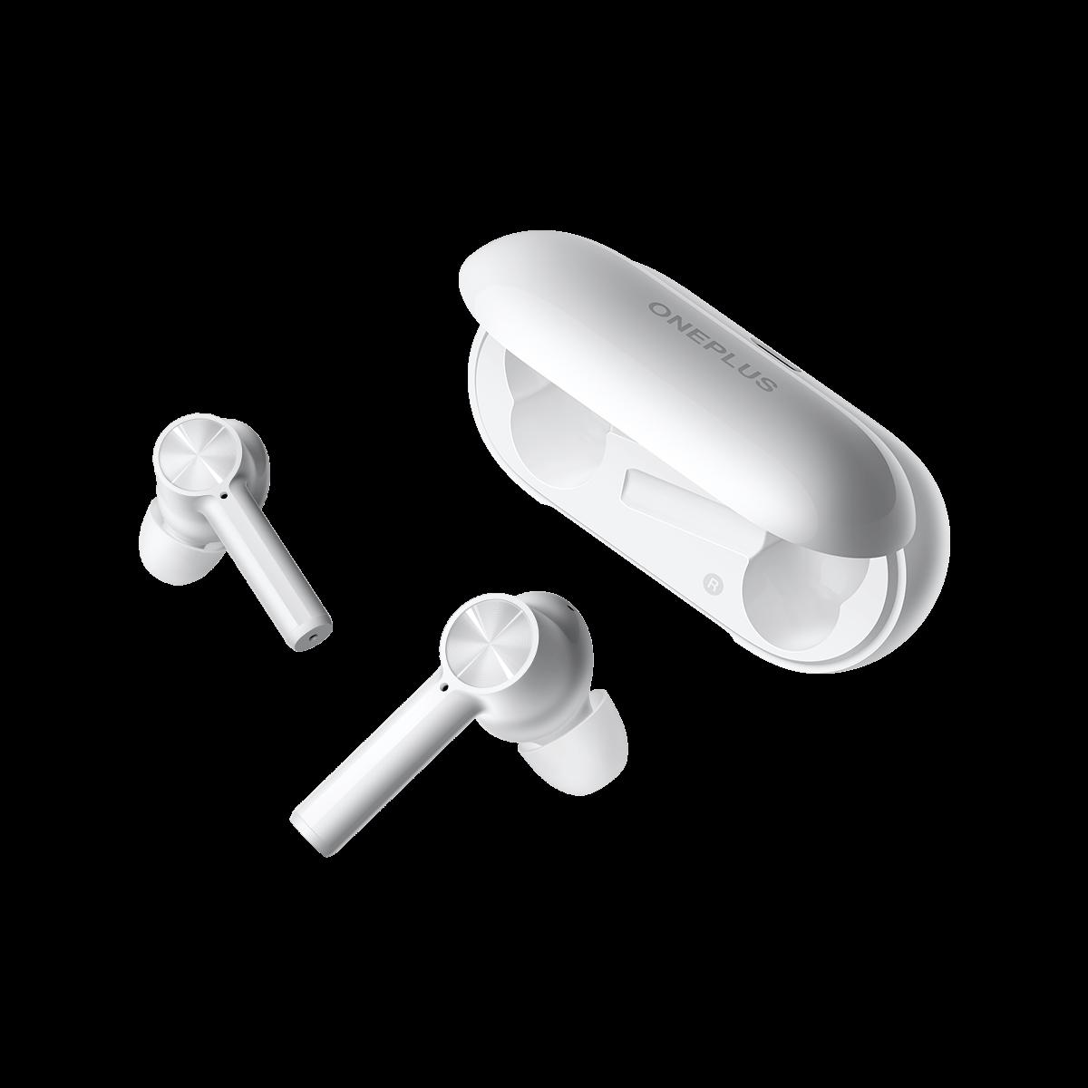 Навушники OnePlus нирки золото Z white
