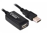 Кабель-Viewcon VV043 USB 2.0 25M