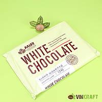 """Білий шоколад ТМ """"МИР"""" 1,2 кг"""