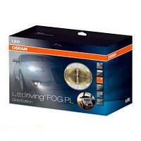 Ходовые огни ДХО + светодиодные противотуманные фары Osram LEDFOG103GD