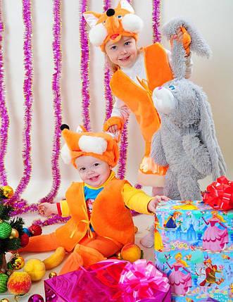 Карнавальный костюм лисички, фото 2