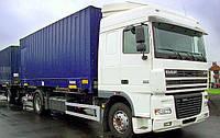 Перевозка контейнера по Украине - Перевозки автомобильным транспортом