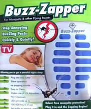 Buzz Zapper Пристрій для знищення комарів
