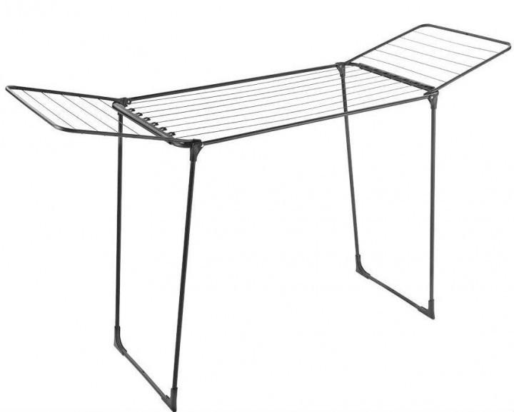 Cушилка для белья METALTEX HYDRA ONYX, 179x56x105см 18м (407937)