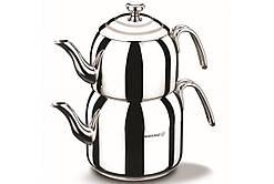 Набор чайников KORKMAZ Droppa 0.7 / 1.6 л (A056)
