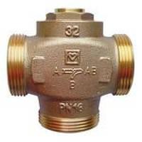 """Трехходовой термосмесительный клапан HERZ Teplomix DN 25 1"""" 55°С"""
