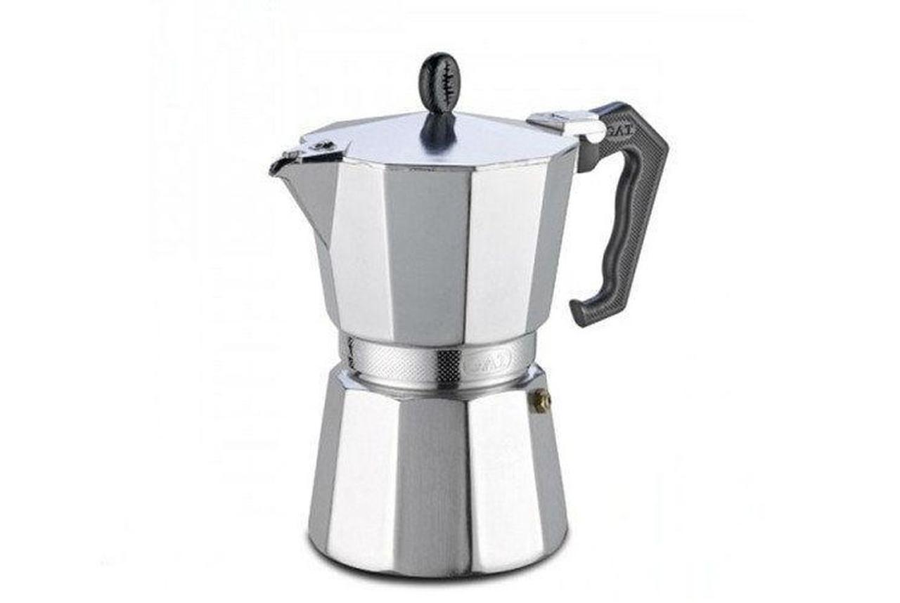Гейзерна кавоварка GAT Pratika Induction на 10 чашок