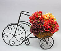 Велосипед - кашпо HY106