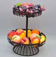 Ваза-фруктовница двухъярусная CH213