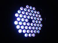 032 Проффесиональная Световая LED пушка 54d  3 в 1