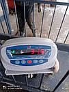 Весы для взвешивания животных VTP-G-1015 (300 кг, 1000х1500 мм) с оградкой 900 мм, фото 5