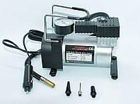 Автомобильный электрический насос компрессор для подкачки шин Air Smart от прикуривателя 12В с манометром