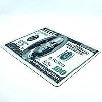 Килимок для комп'ютерної миші Dollar 21*18 см Долар