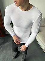 "Мужская белая кофта ""Титан"" ( Турция )"