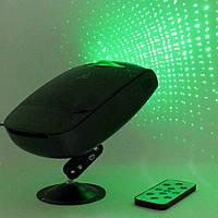 Мини лазерный диско проектор с пультом Mini Pattern Laser Light Новогоднее праздничное Led освещение RD-8010