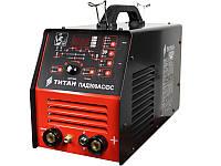 Аппарат аргонодуговой сварки по алюминию Титан ПАД200AC/DC