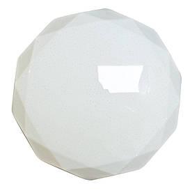 Умный накладной светодиодный светильник 50w Ромб звездное небо