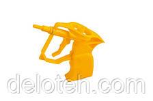 Пістолет для монтажної піни 170 мм, пластиковий MINI + насадки: 2*160мм, 2*45мм MASTERTOOL 81-8678