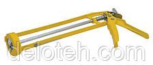 Пистолет для герметиков 300 мм рамный MASTERTOOL 80-5020
