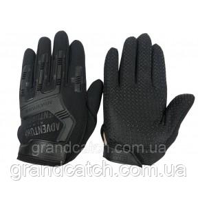 Перчатки Mechanix закрытые Черные
