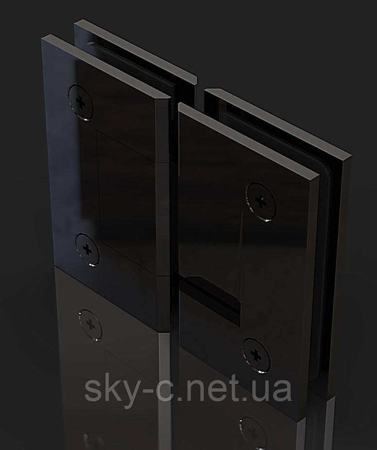 Петля для душевых кабин Стекло-стекло 180°