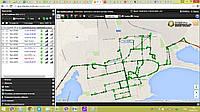 Мониторинг транспорта/GPS система контроля