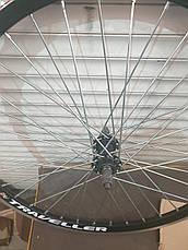 Колесо заднее на пром подшипнике 26 дюймов толщина спиц 3 мм, фото 2
