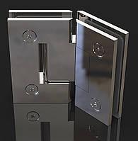 Петля для душевых кабин Стекло-стекло 135°, фото 1