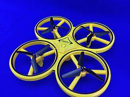Квадрокоптер с сенсорным управлением на руку Tracker Drone Pro Original