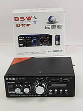 Усилитель BSW BS-701BT Bluetooth
