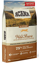 Сухий корм для кішок і кошенят Акана Acana WILD PRAIRIE Cat 4,5 кг