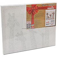 Картина по номерам Идейка «Веселые жирафы» 50x40 см (КНО4115), фото 2