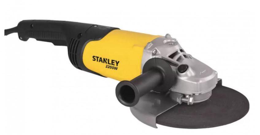 Машина шлифовальная угловая, круг Ø230 мм, мощность 2200 Вт, Stanley SL229S