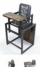 Столик для годування Graphite дуб клондайк ФР-00000586