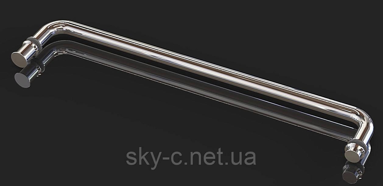 Ручка-полотенцедержатель круглая