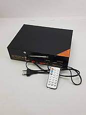 Усилитель Max SN-888BT Bluetooth + Караоке, фото 3