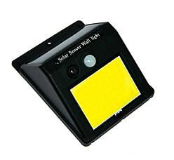 Вуличний світильник з датчиком руху Solar Light 48 LED, ліхтар на сонячній батареї | фонарь уличный