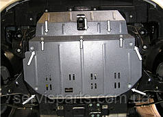 Захист піддона картера Kia Cerato I 2004-2008 (Кіа Церато)
