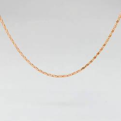 "Цепочка ""Замочки"" SONATA из медицинского золота, позолота 18К, 31431"
